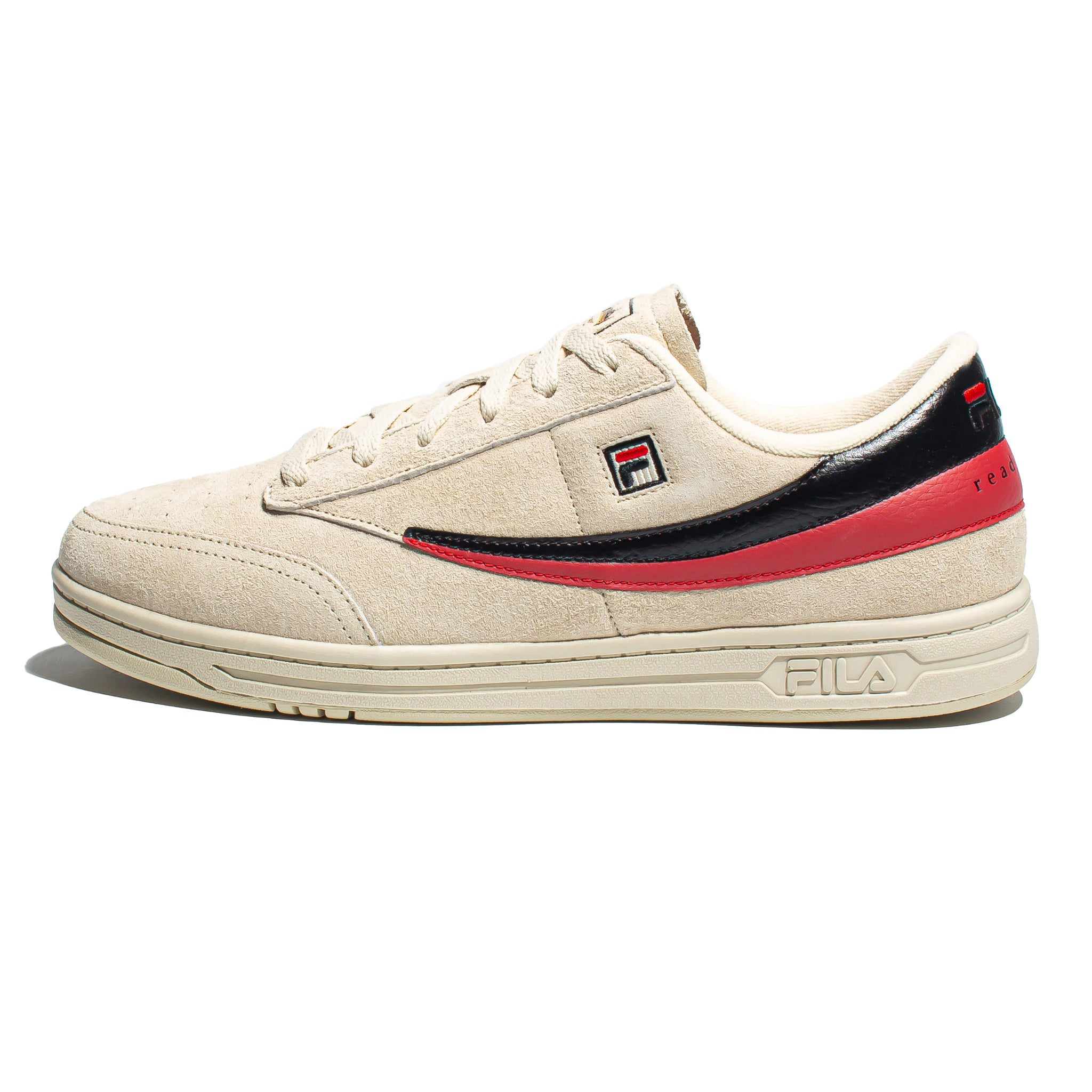 Fila x Biggie 'Ready to Die' Tennis 88 Cream/Red