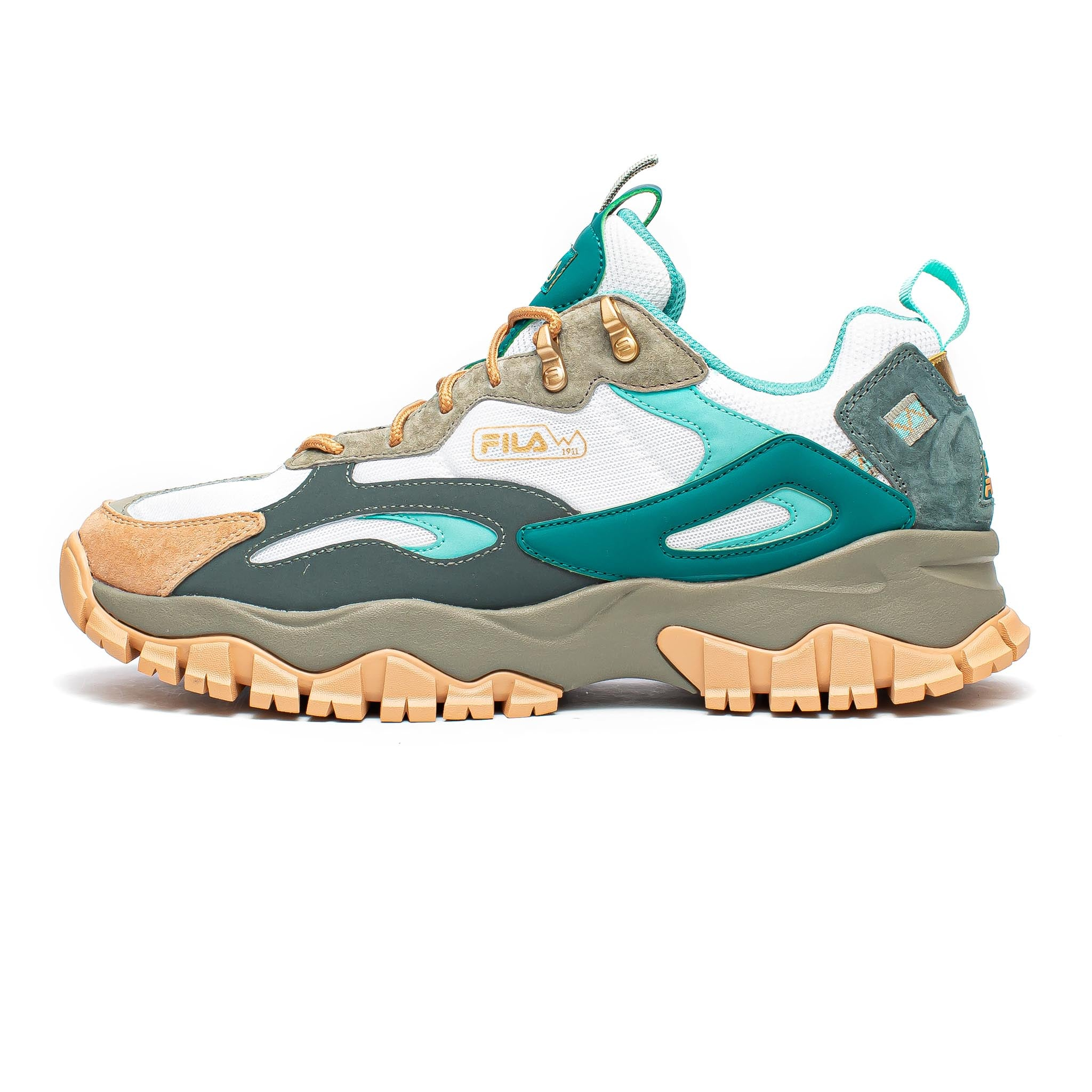 Fila Ray Tracer TR2 White/Teal