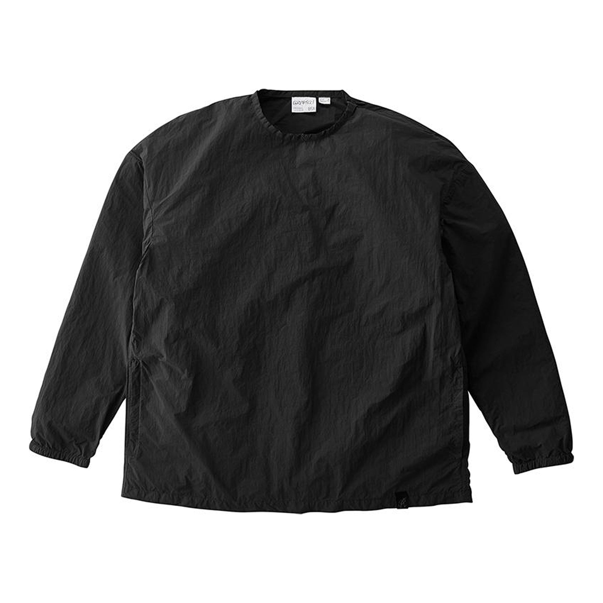 Gramicci Packable Camp Long Sleeve Tee Black