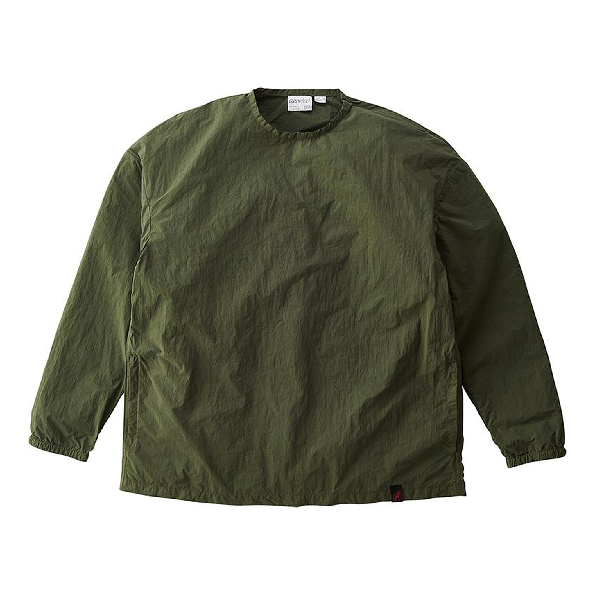 Gramicci Packable Camp Long Sleeve Tee Olive