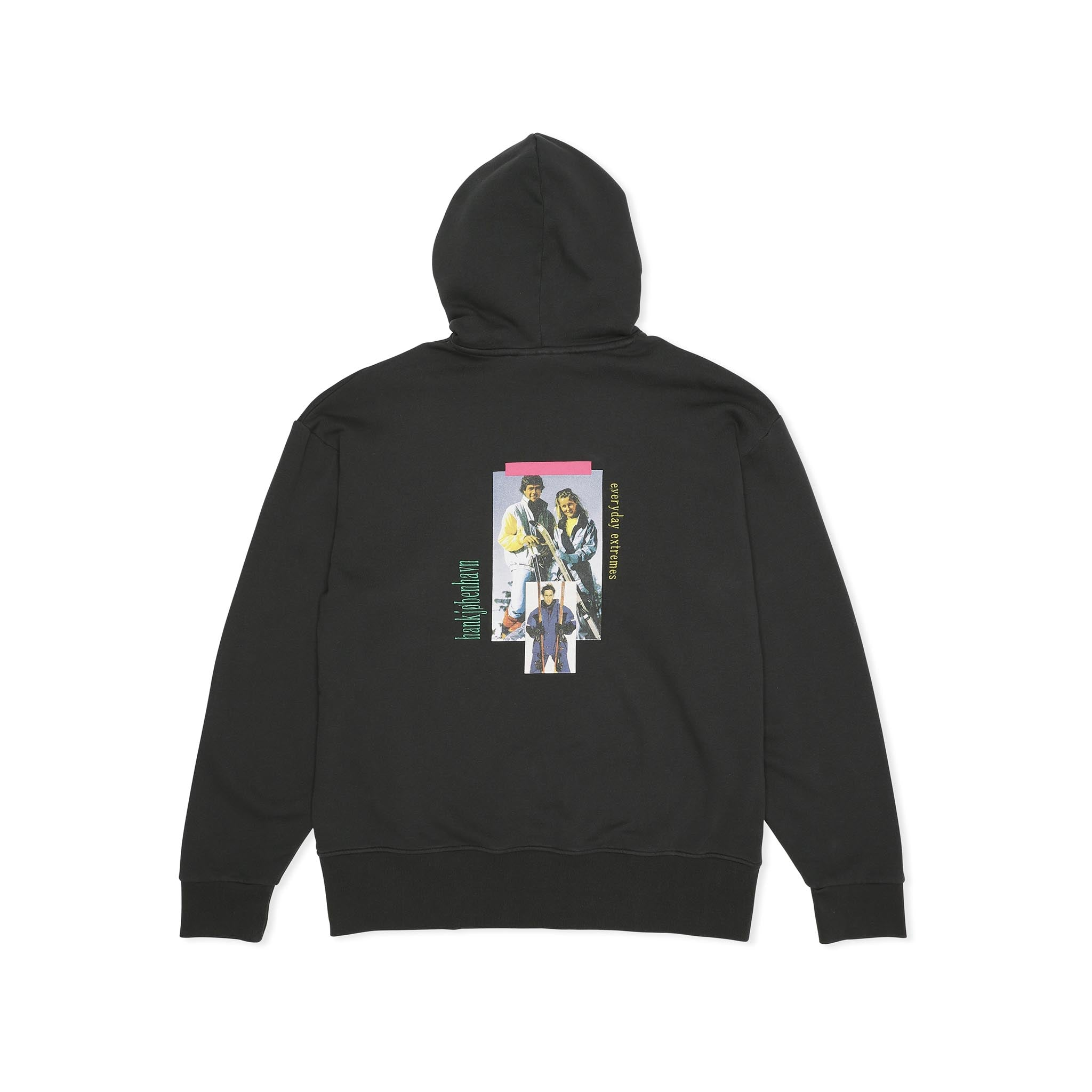 Han Kjobenhavn 'Everyday Extremes' Bulky Hoodie Faded Black