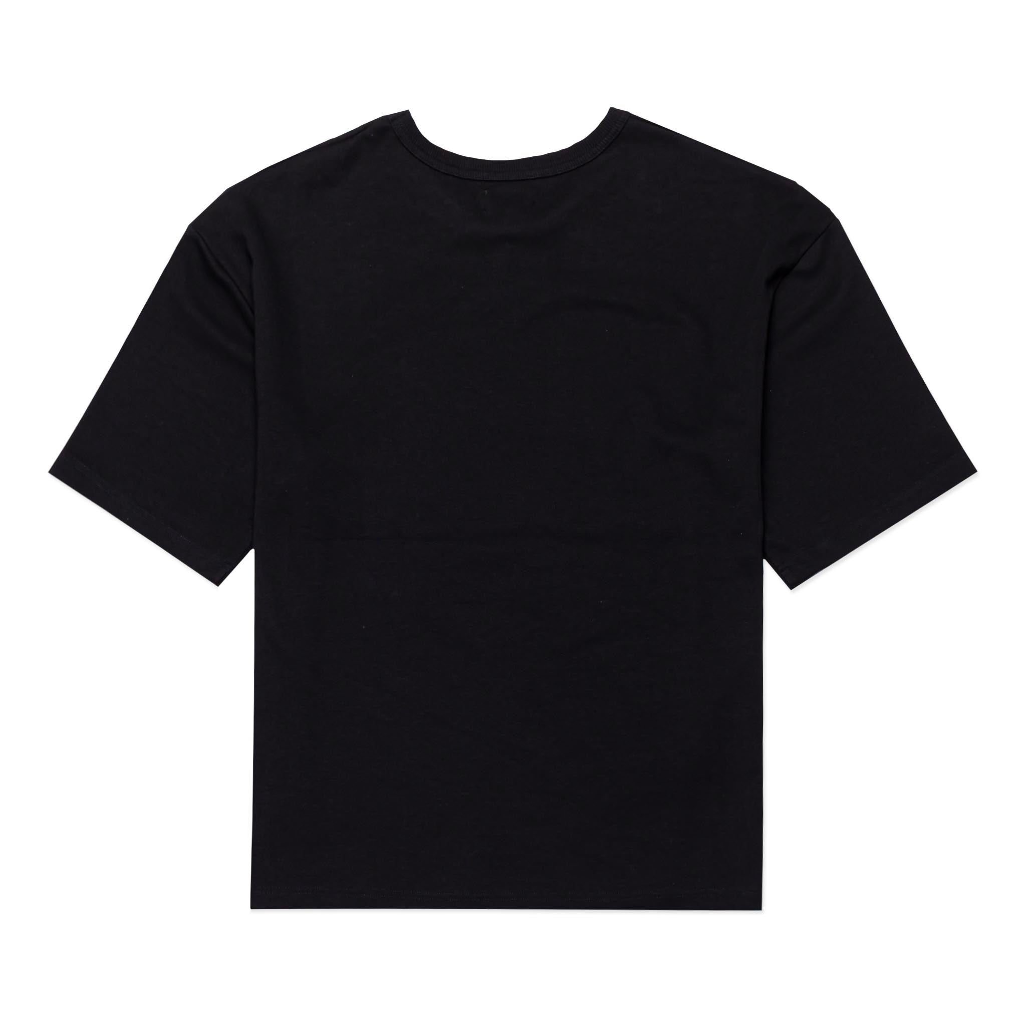 HOMME+ Collection Heavyweight Boxy Tee Black