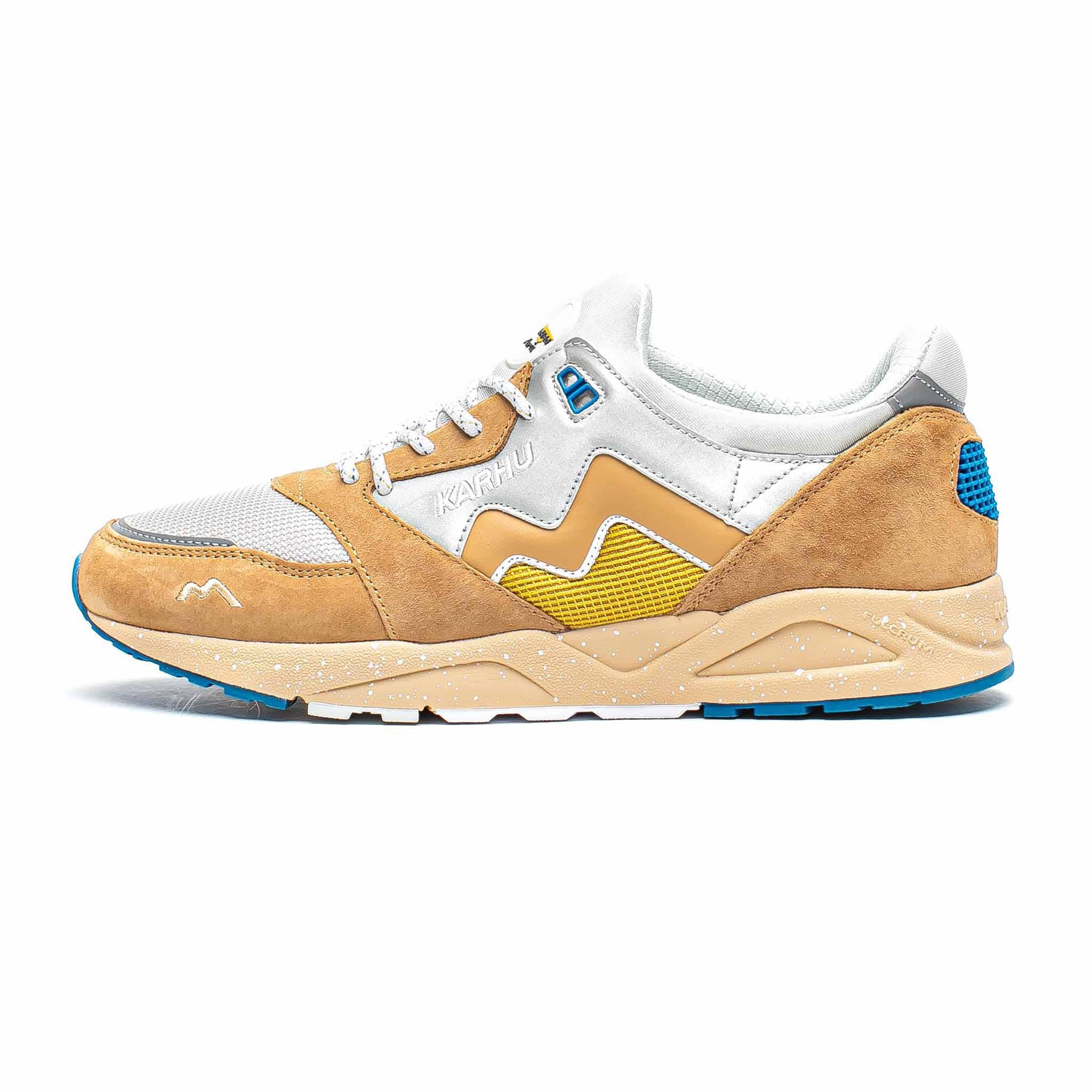 Karhu 'All-Around' Pack Aria 95 Curry/Golden Palm
