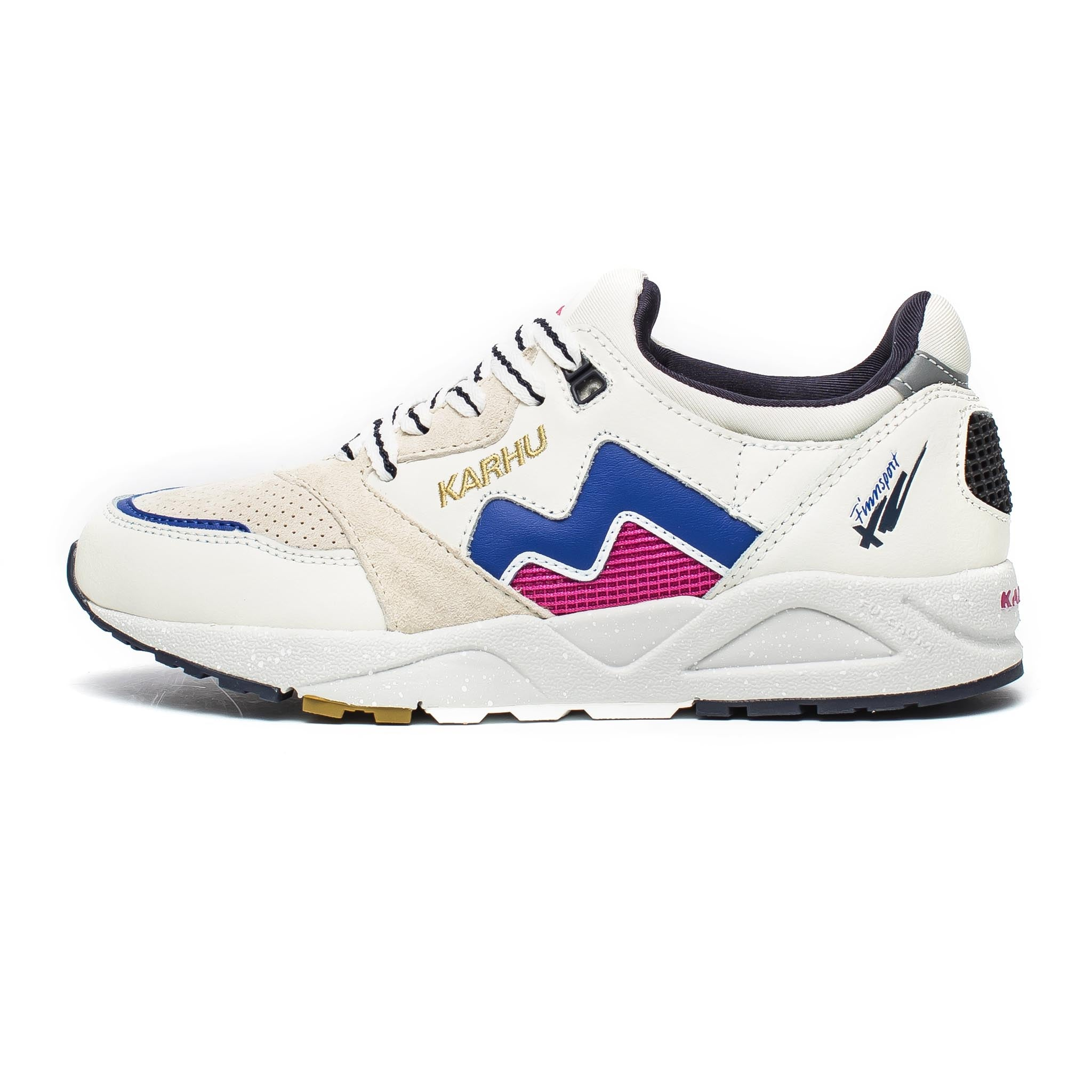 Karhu Aria 95 'Hockey Pack' Lily White/Surf the Web