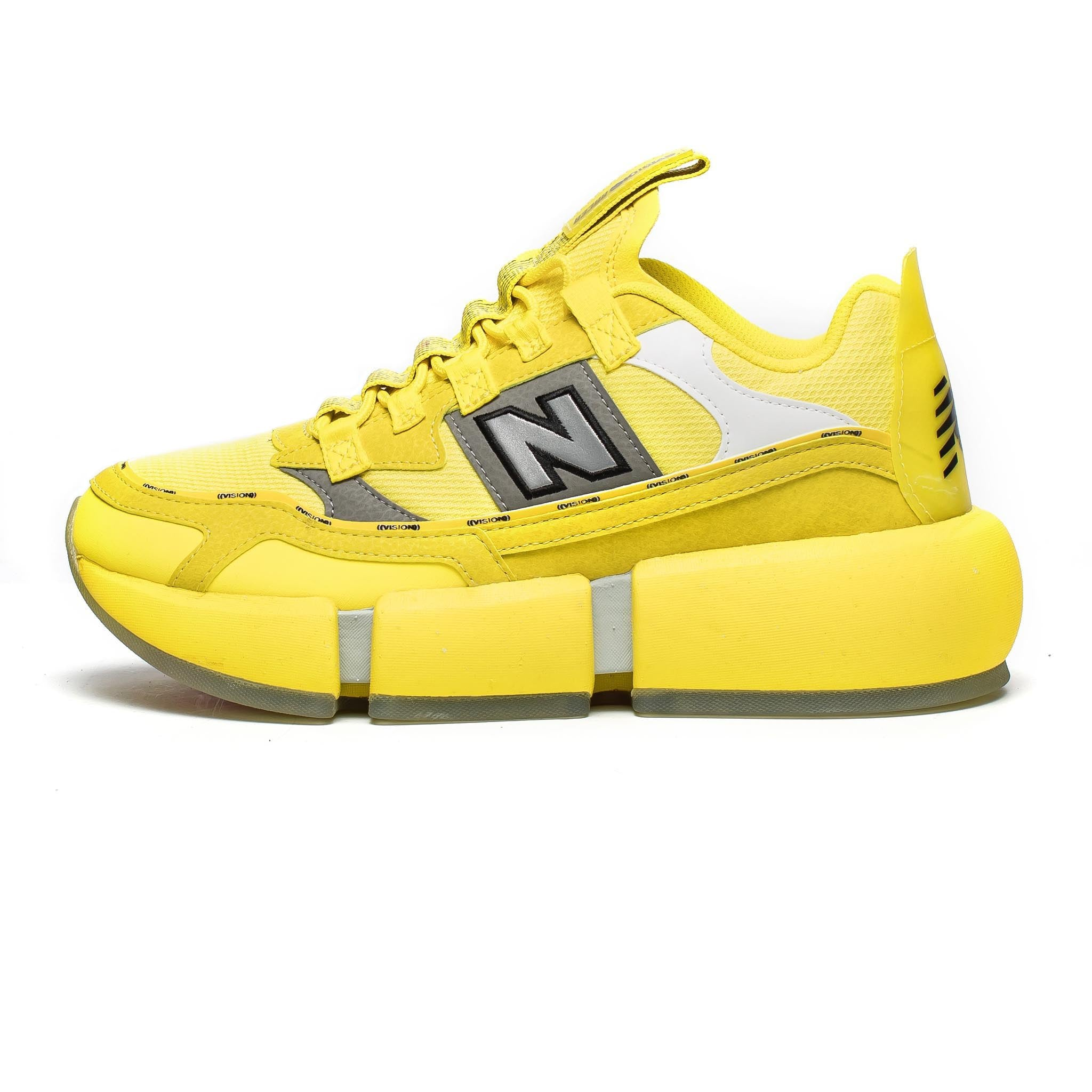 New Balance x Jaden Smith Vision Racer MSVRCJSB 'Sunflower Yellow'