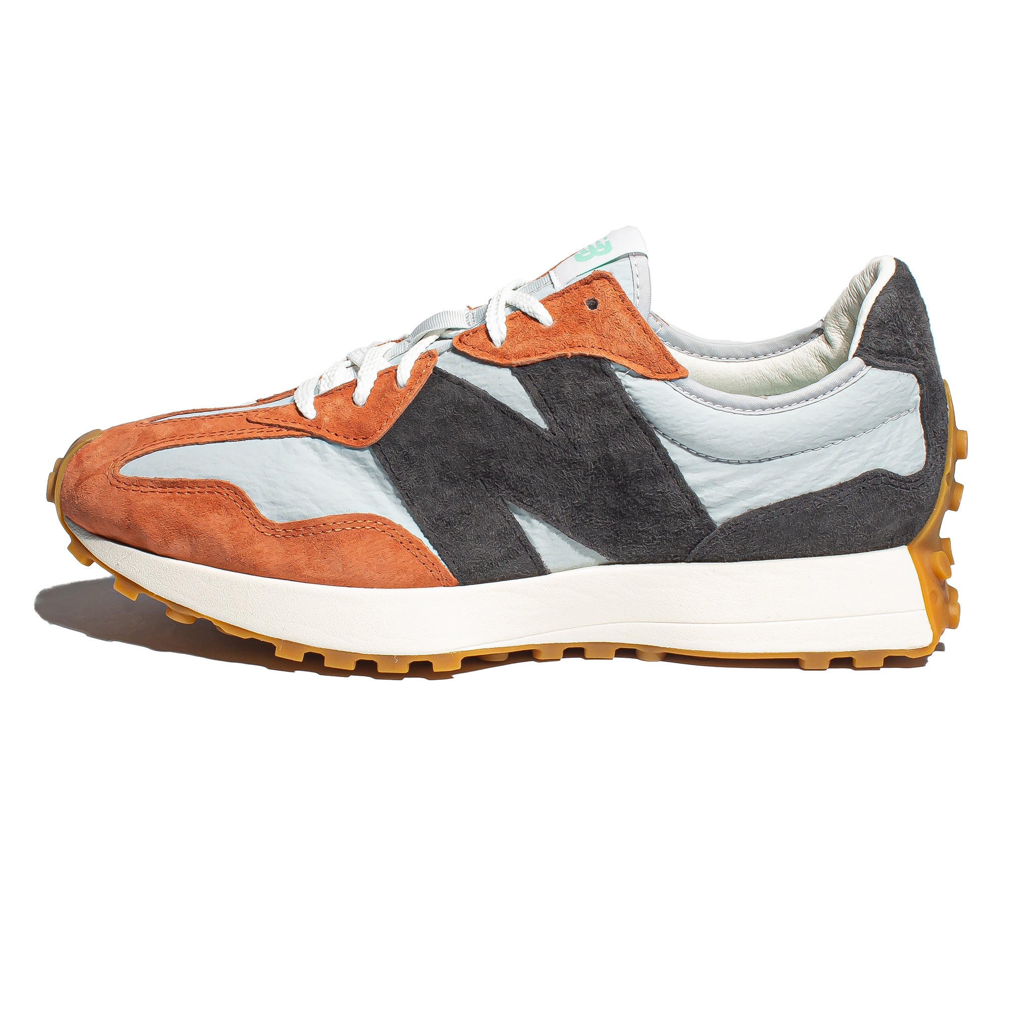 New Balance x J.CREW MS327JC1 'Rust'