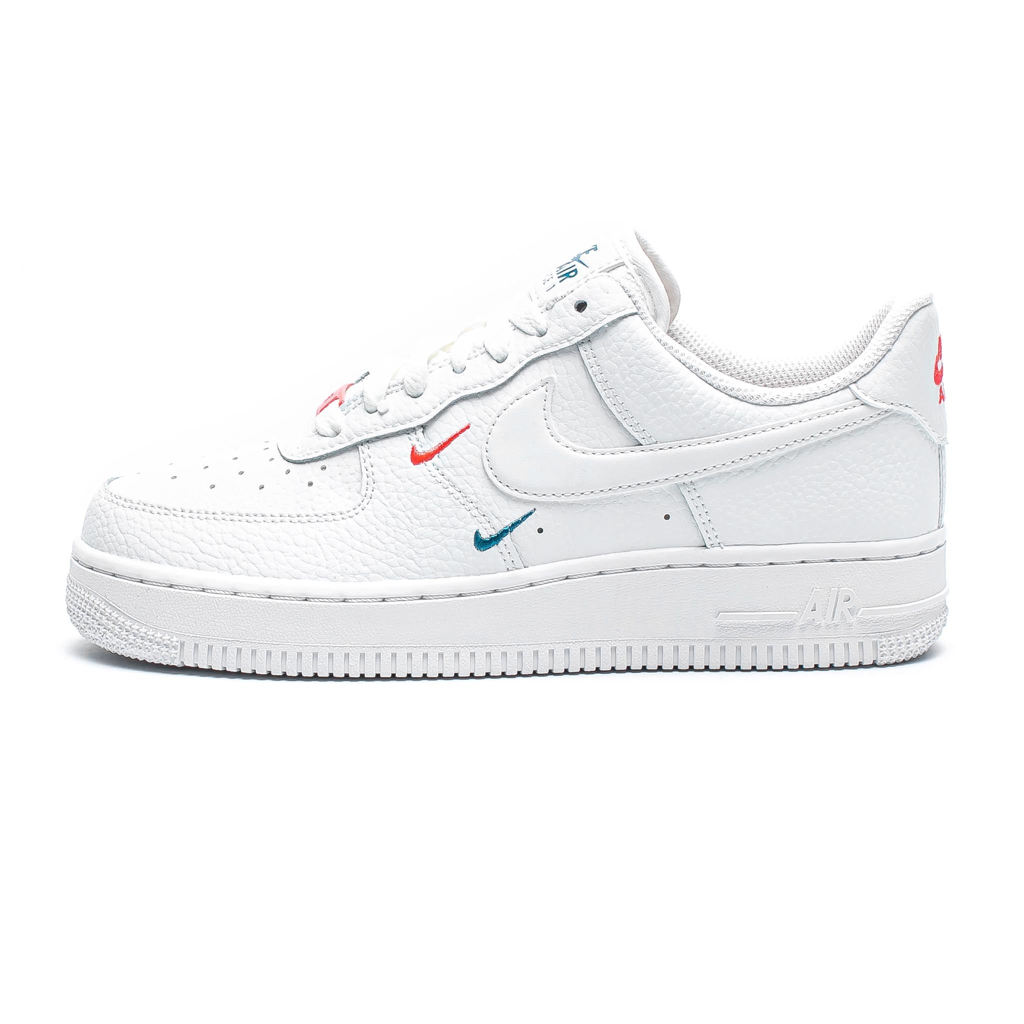Nike Air Force 1 '07 'Mini Swooshes' Summit White
