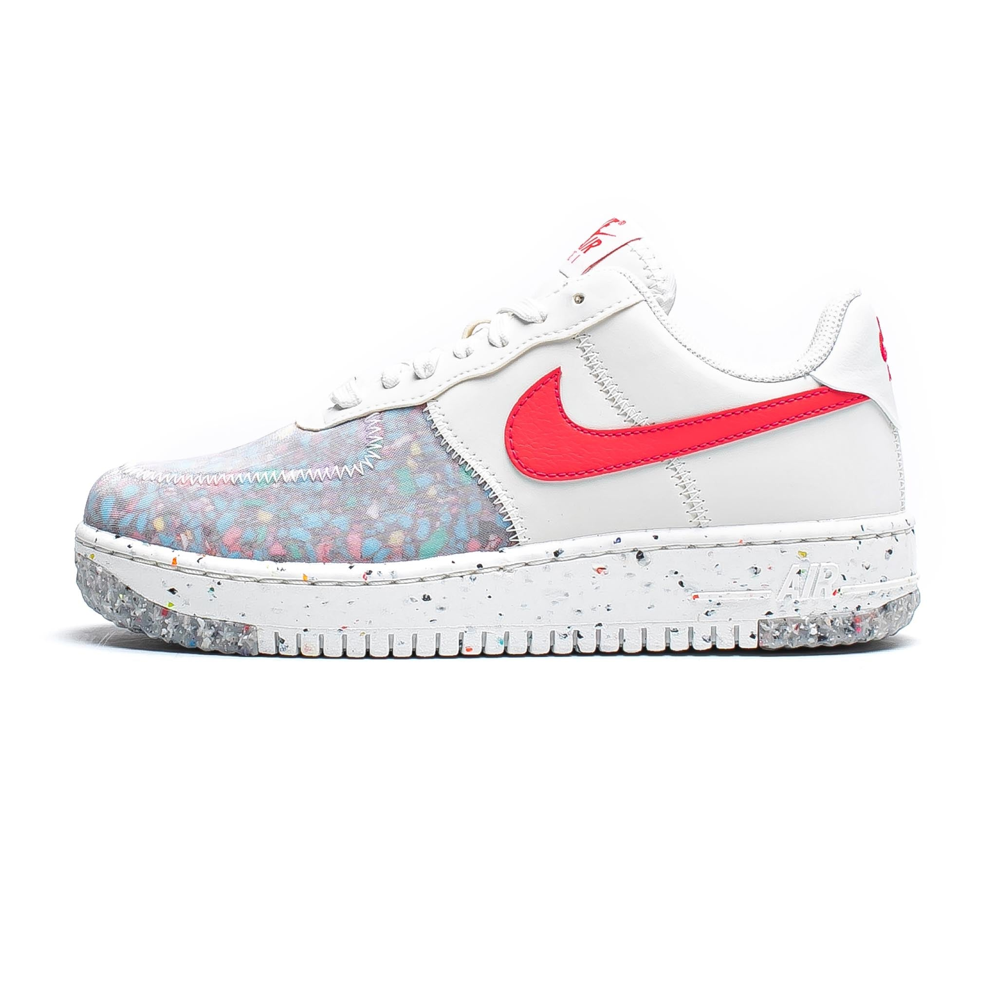 Nike Air Force 1 Crater 'Siren Red'