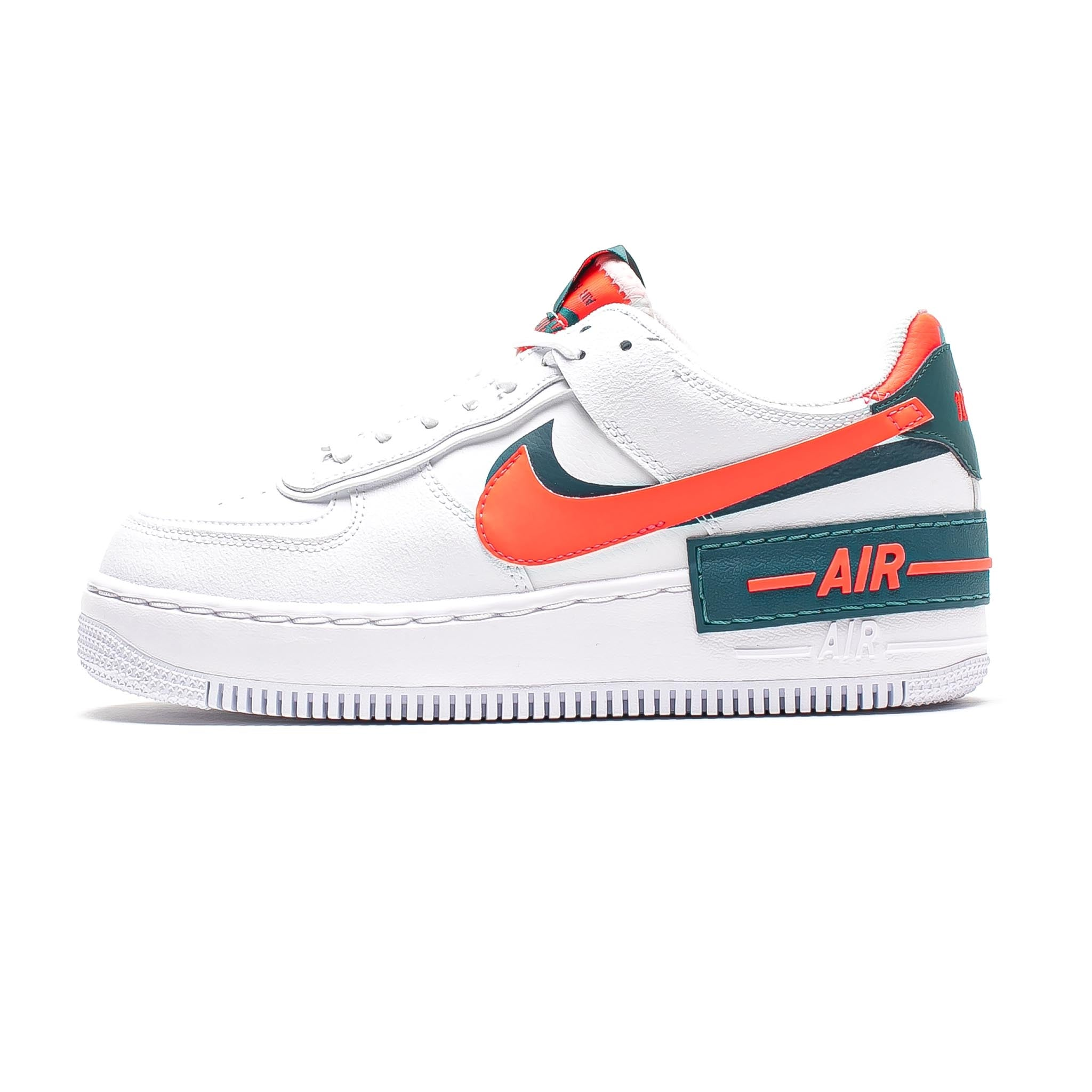 Nike Air Force 1 Shadow 'Solar Red'