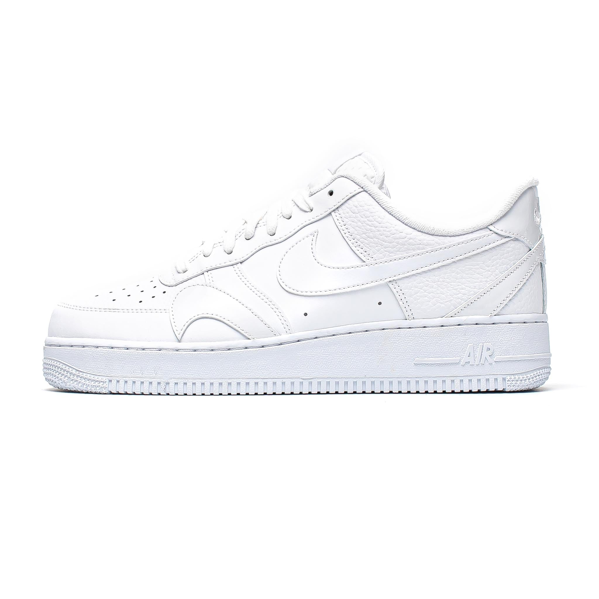 Nike Air Force 1 '07 LV8 2 'Misplaced Swooshes' White