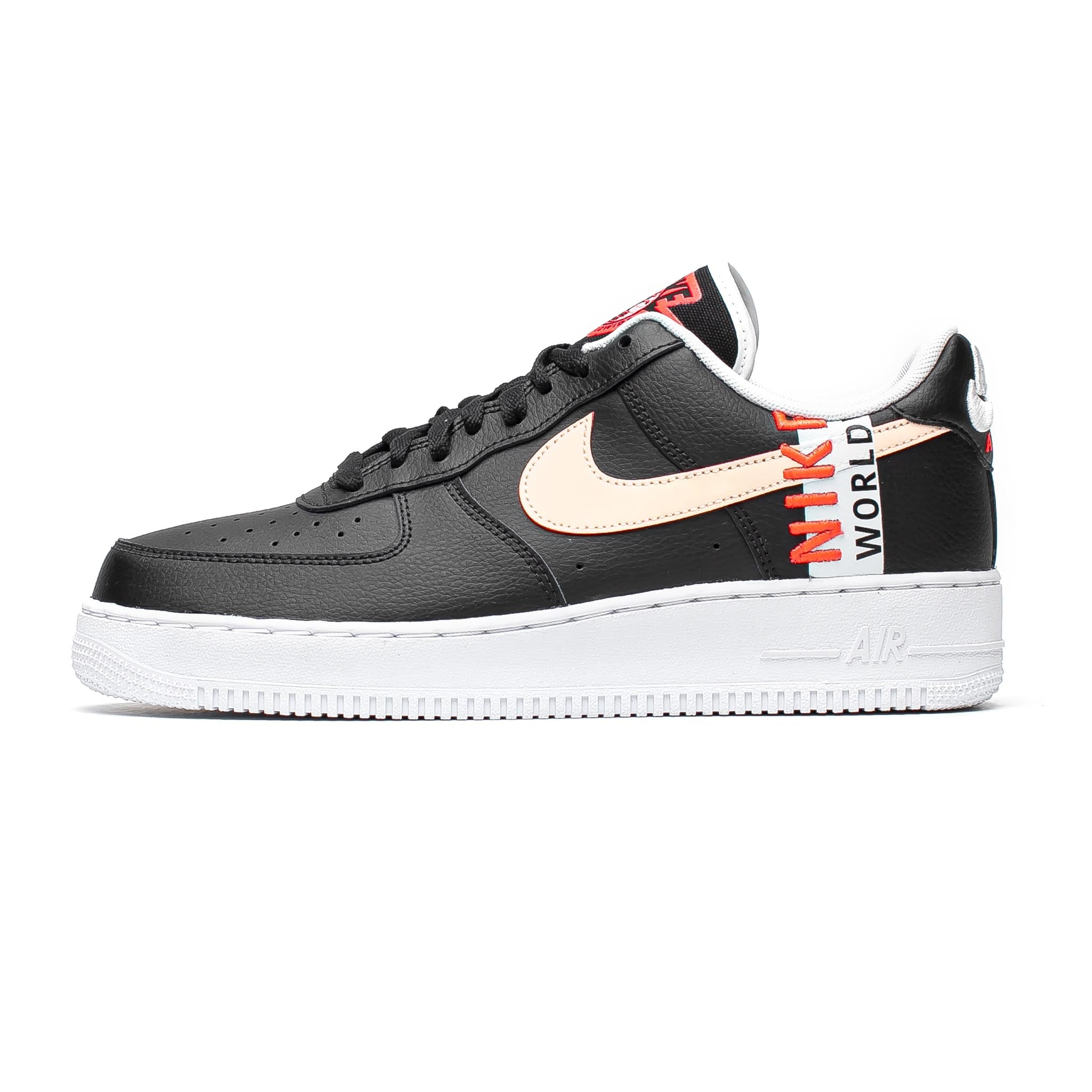 Nike Air Force 1 '07 LV8 'Worldwide' Black