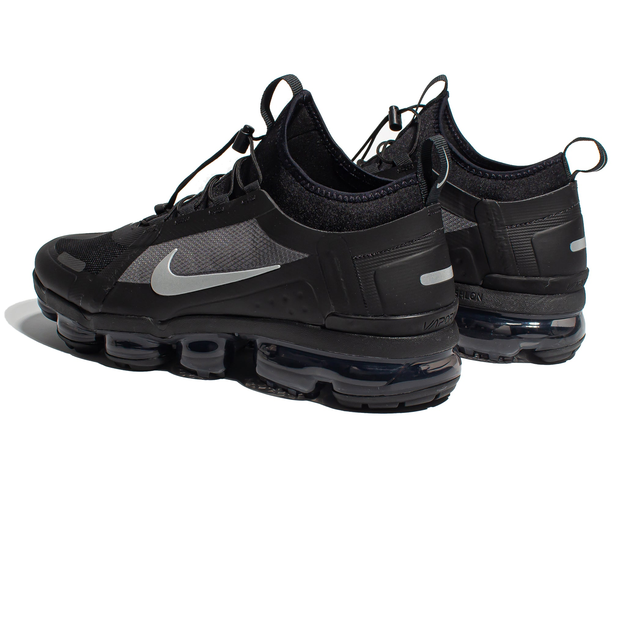 Nike Air Vapormax Utility 'Black/Metallic Silver'