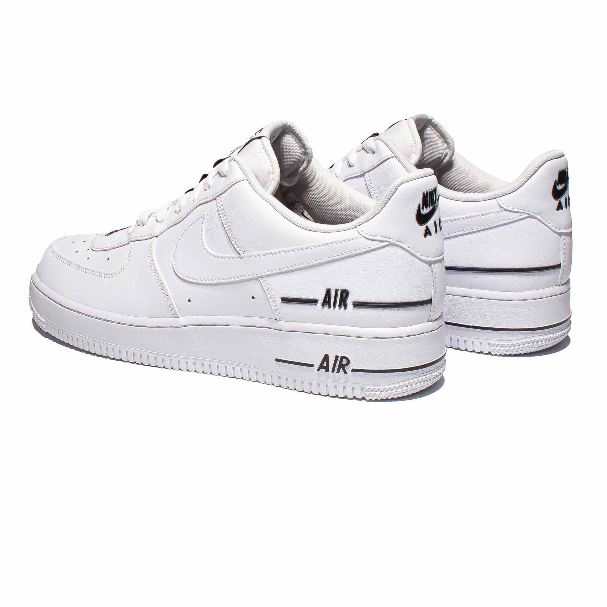 Nike Air Force 1 '07 LV8 3 'Double Air' White