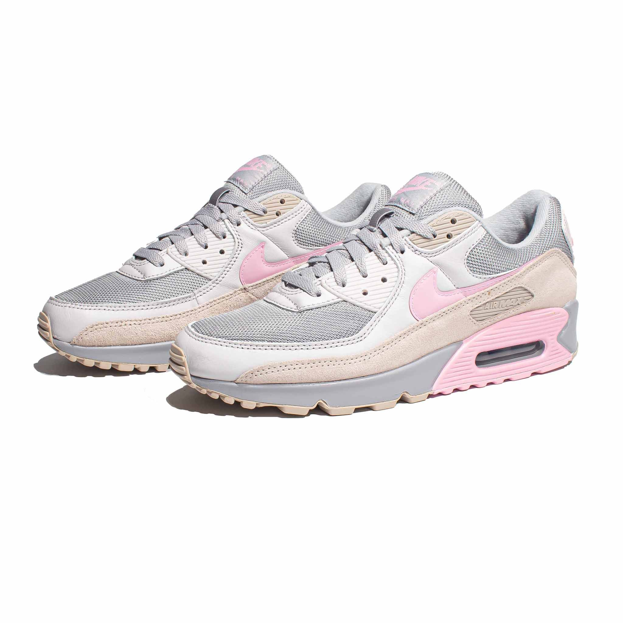 Nike Air Max 90 'Vast Grey/Pink'