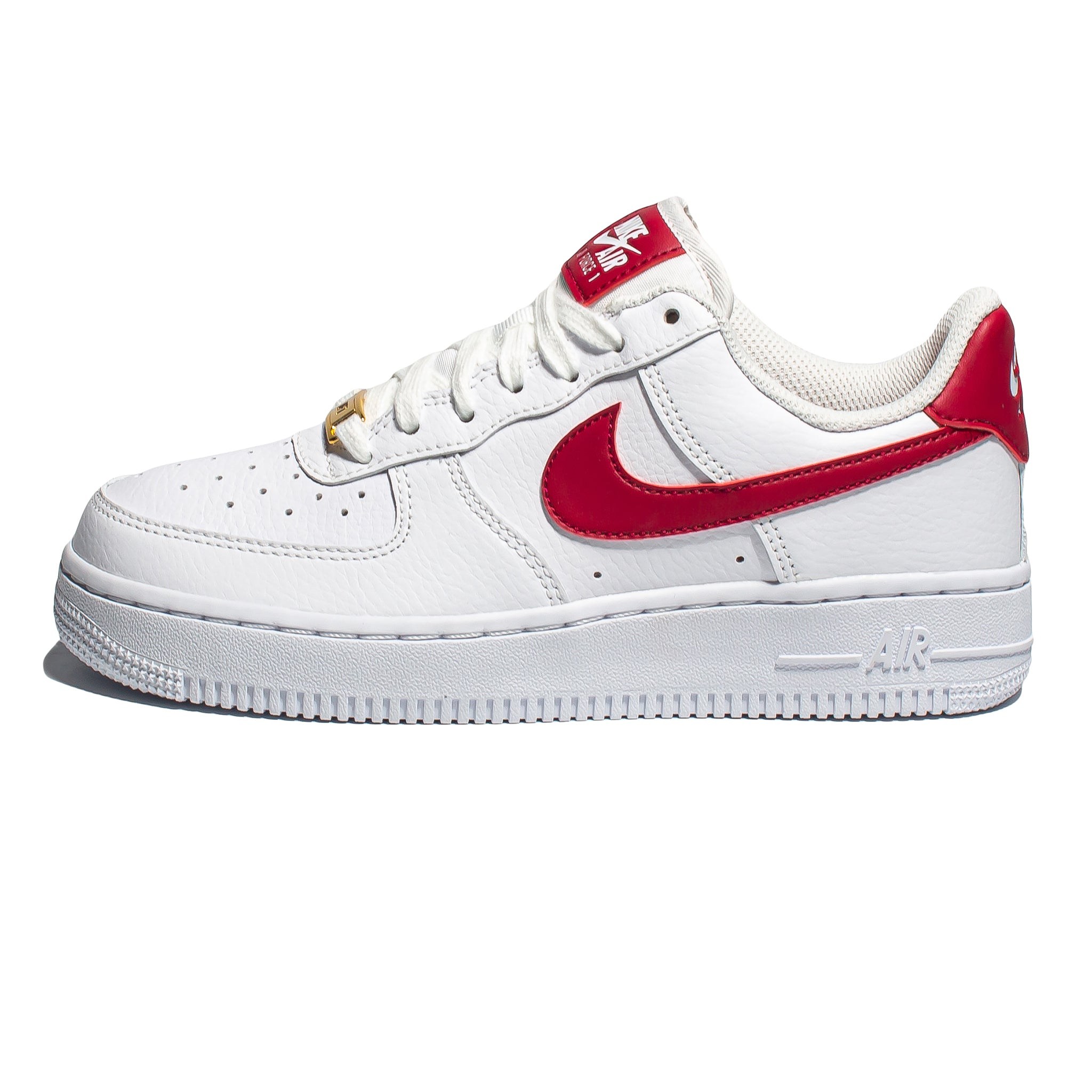 Nike Air Force 1 '07 'White/Gym Red'