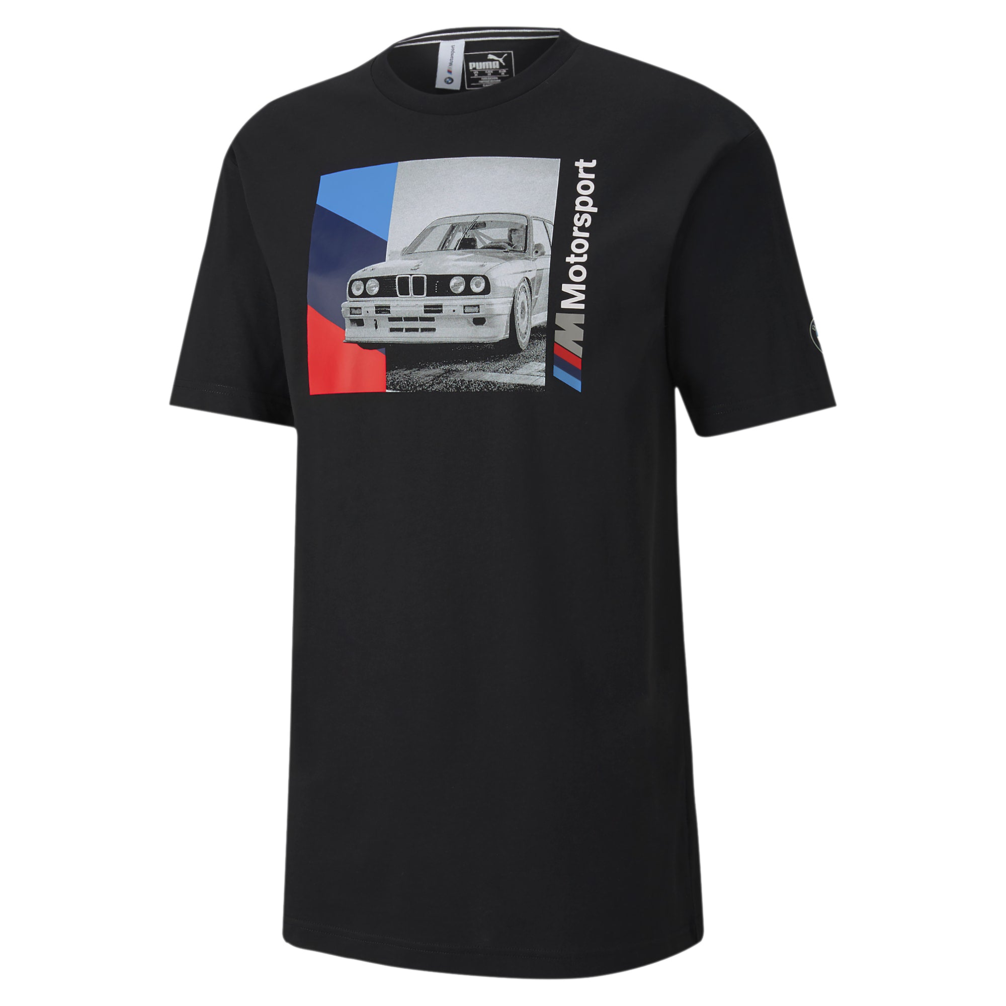 Puma x BMW M Motorsport E30 Tee Black