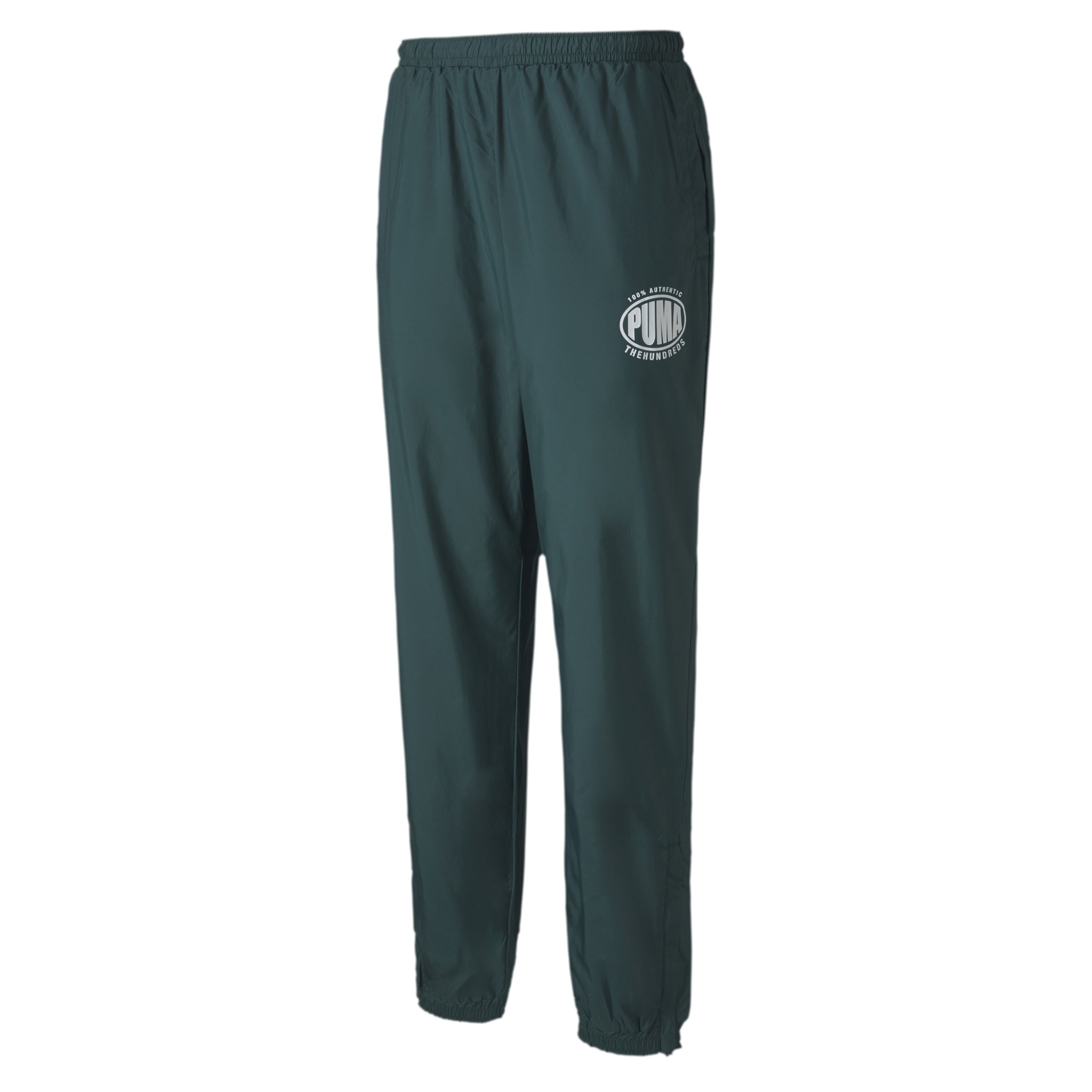 Puma x THE HUNDREDS Track Pants Green