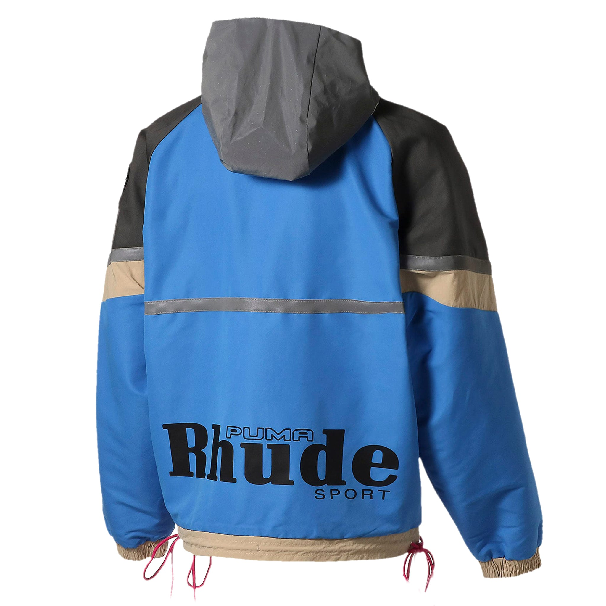 Puma x Rhude HZ Jacket Blue