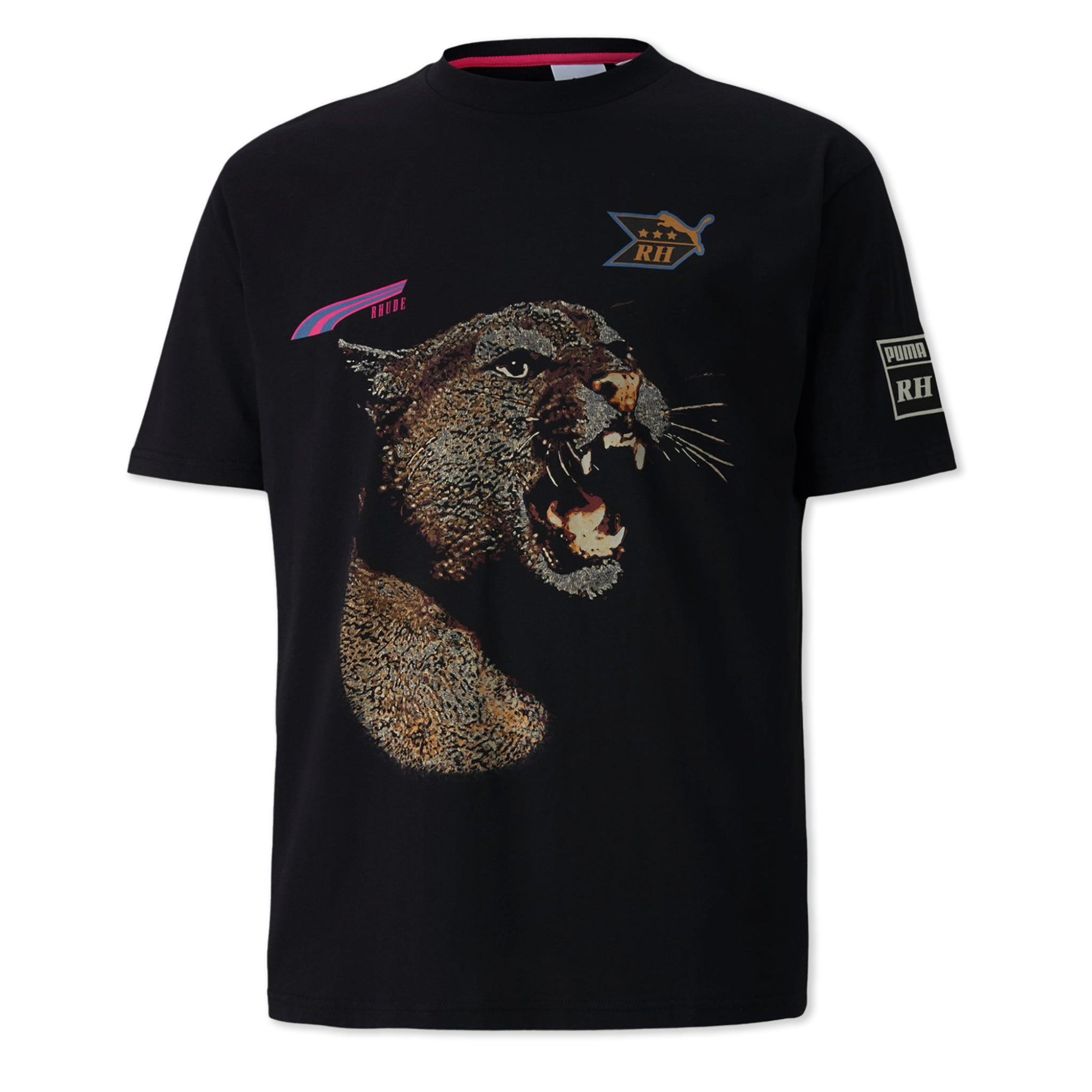 Puma x Rhude Graphic Tee Black