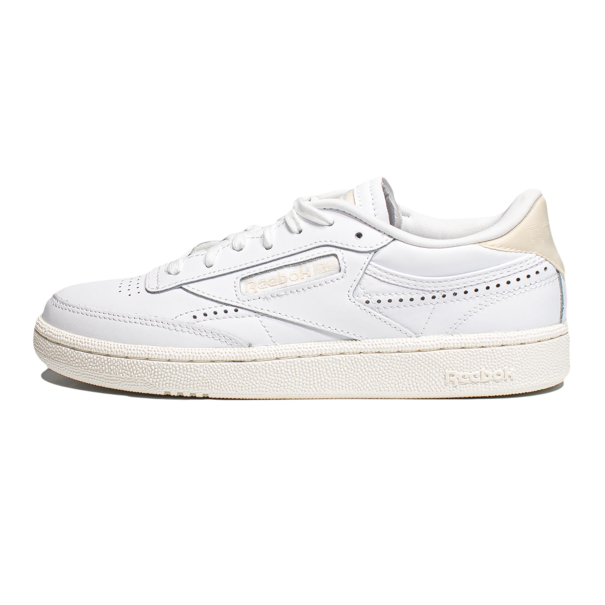 Reebok Club C 85 White/Alabaster