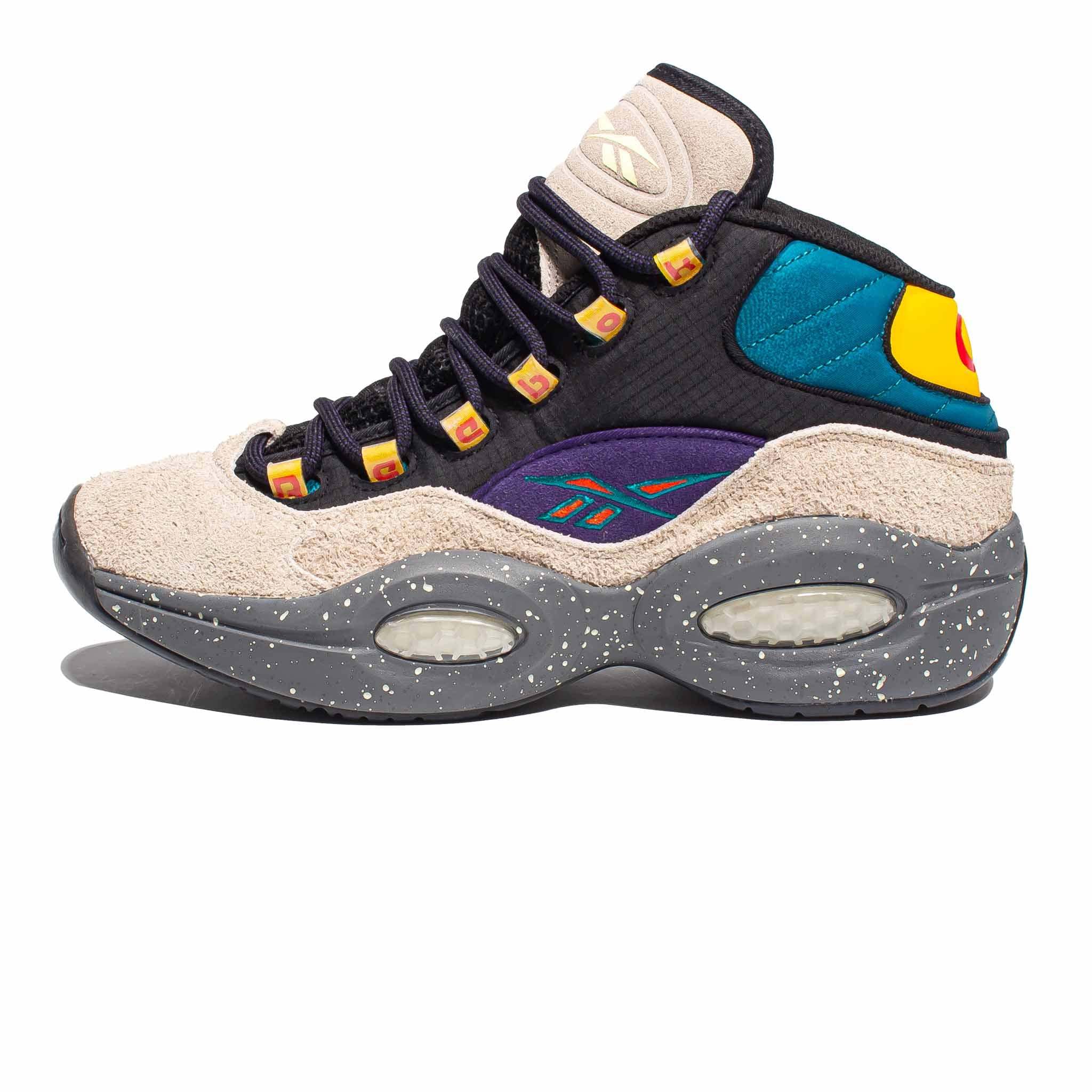 Reebok x Nice Kicks Question Mid Bubba Chuck