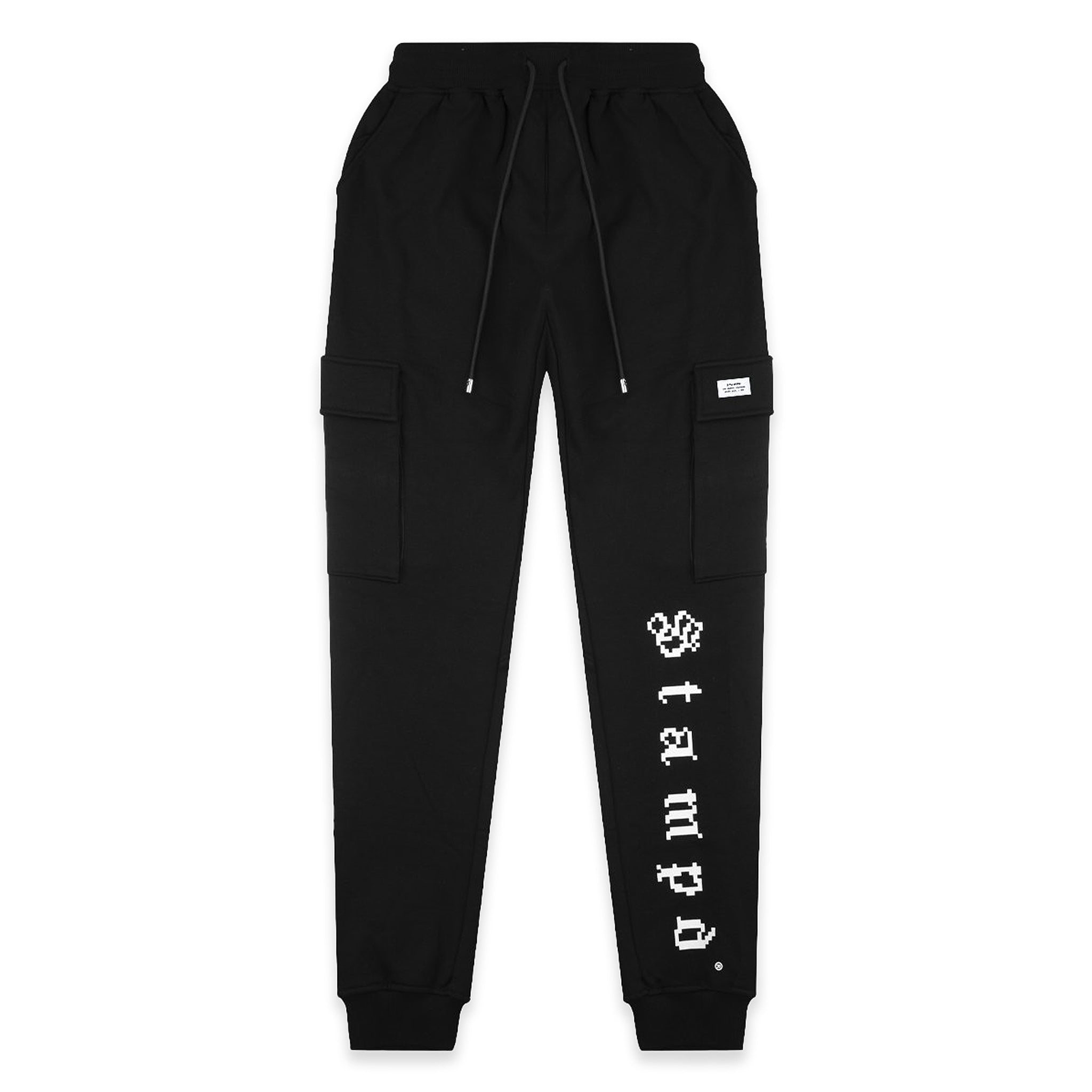 STAMPD Digital Sweatpant Black