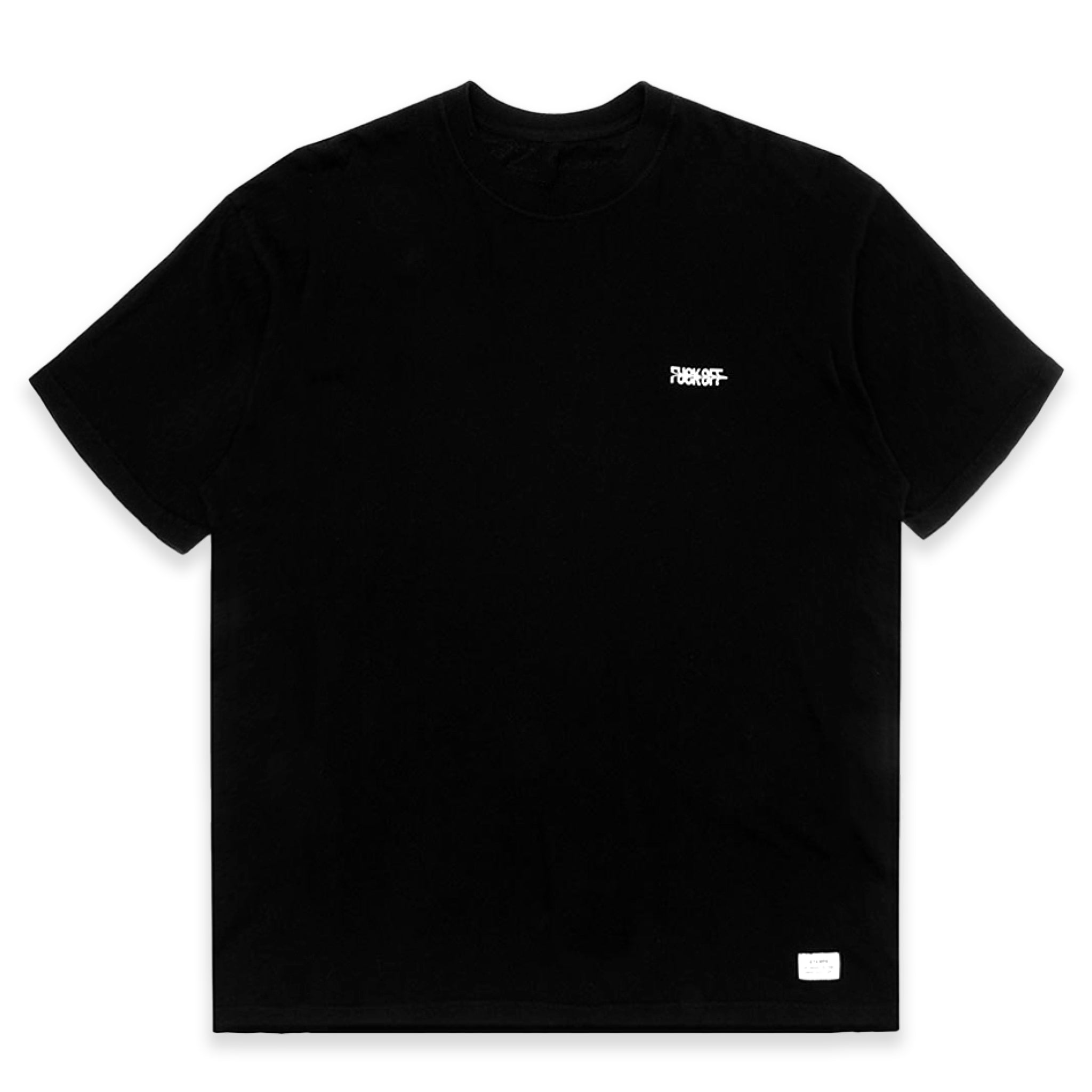 STAMPD F*** Off Tee Black