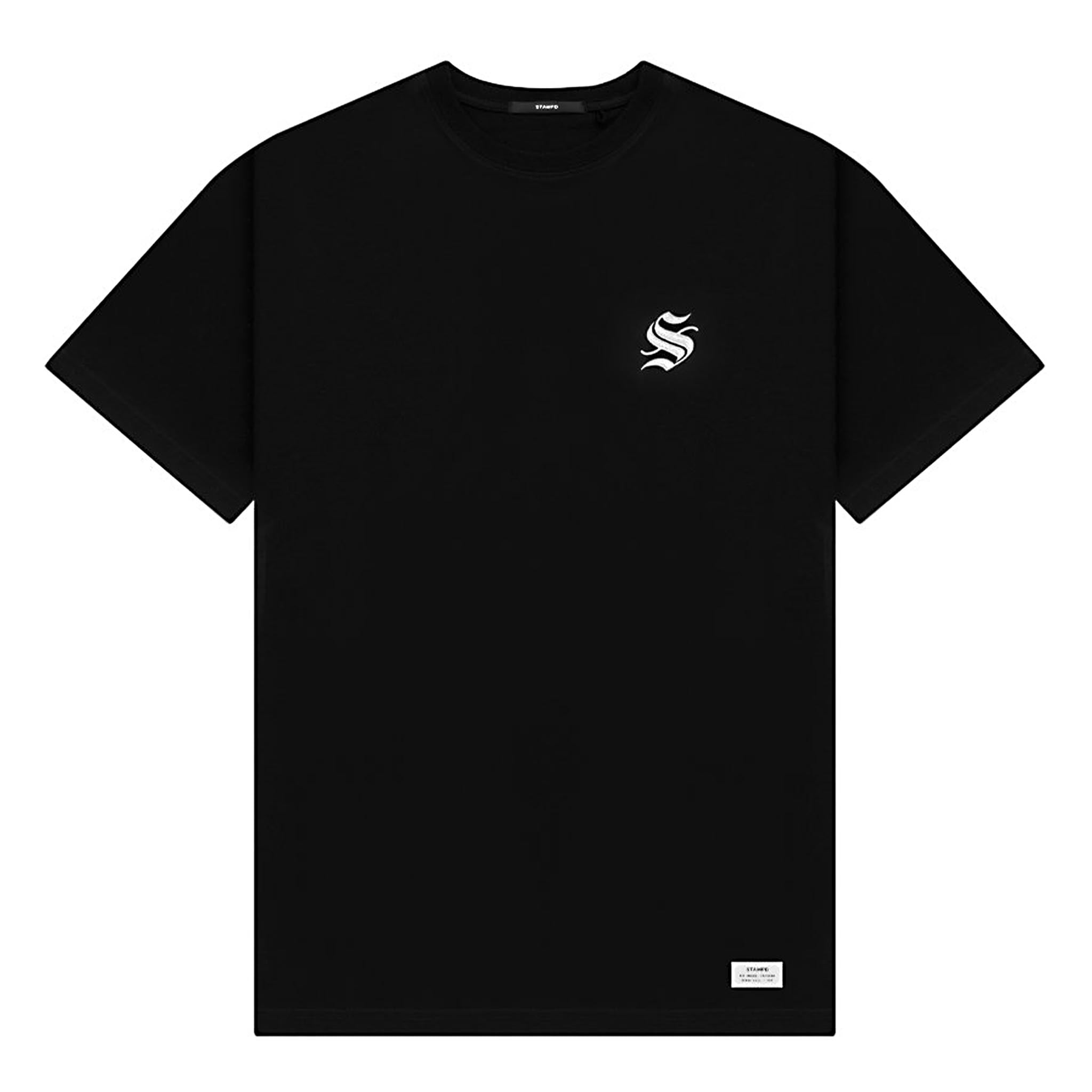 STAMPD Tribe Tee Black