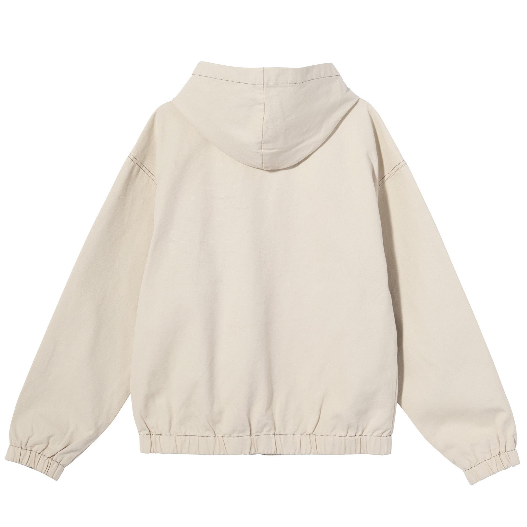 Stussy Canvas Work Jacket Natural
