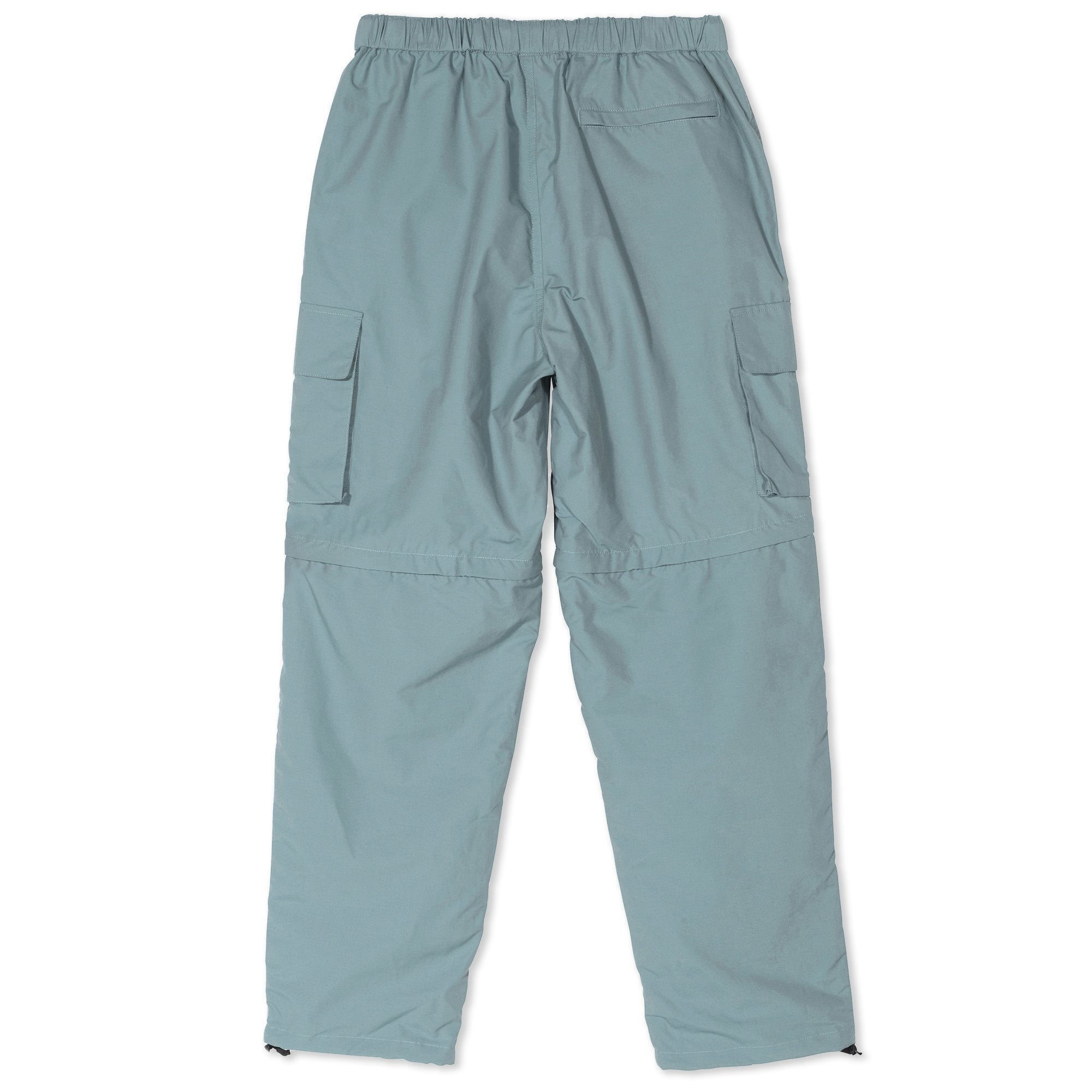 Stussy Zip Off Cargo Pant Teal