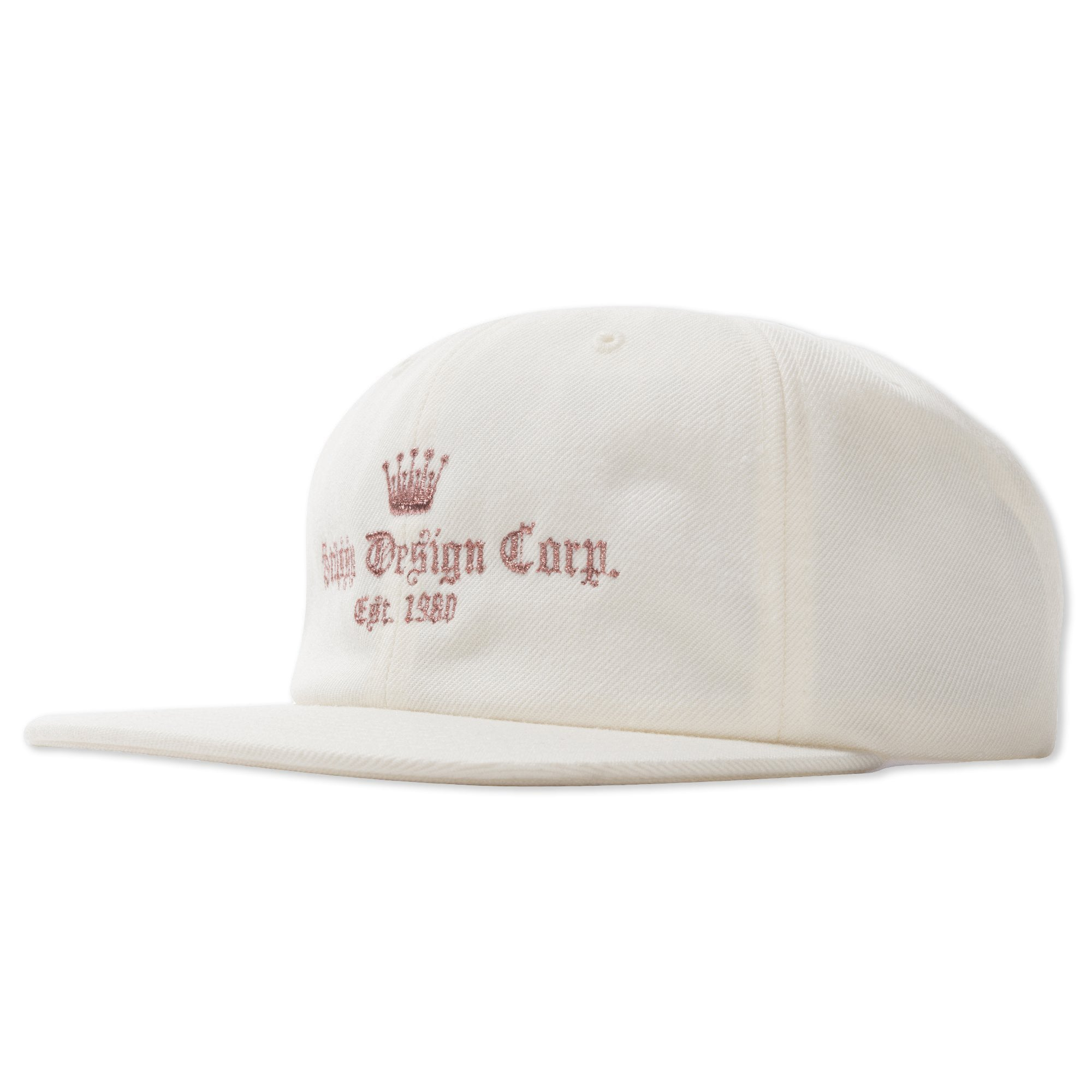 Stussy Crown Cap Off-White