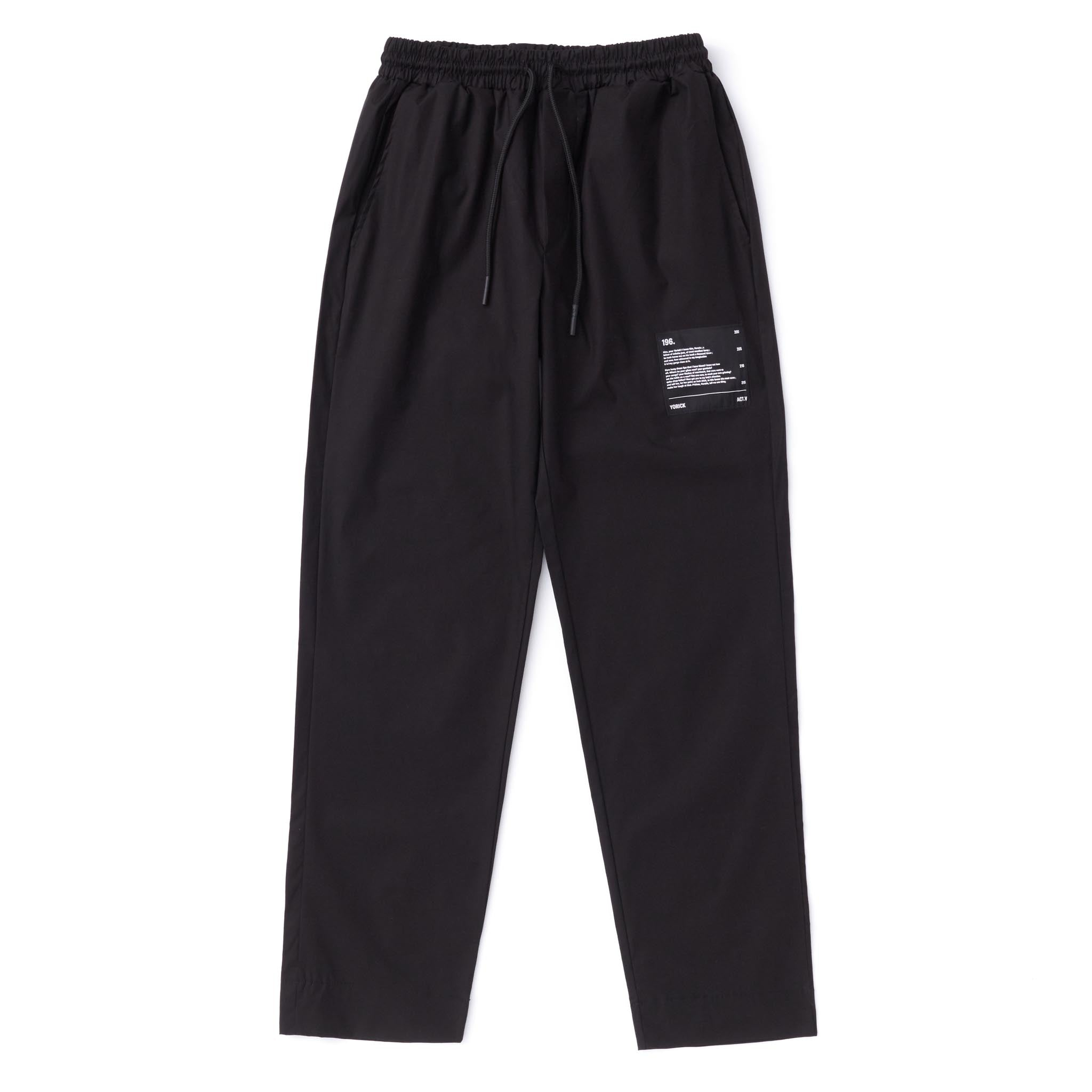 Tee Library Act V Pants Black