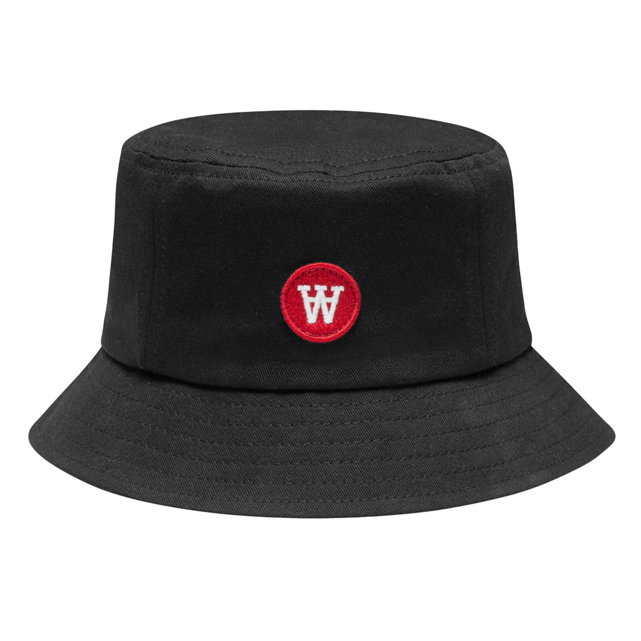 Wood Wood Val Kids Bucket Hat Black