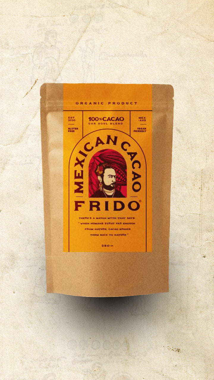 Frido - Frido Soul 100% Single Origin Pure Mexican Cacao - 250g - El Cielo
