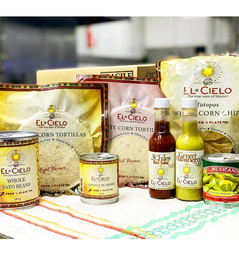 El Cielo - Mediano Box (Family Dinner Box)