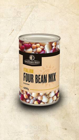 Sandhurst - Four Bean Mix 400g - El Cielo