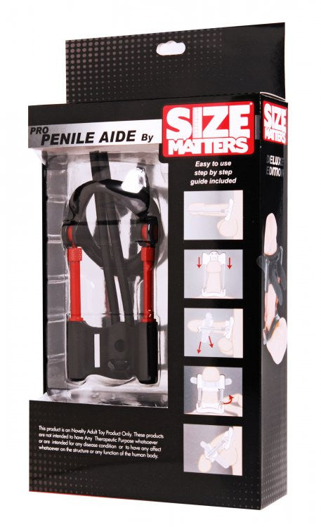 Size Matters Deluxe Edition Pro Penile Aide