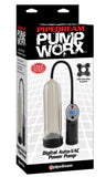 Pump Worx Digital Auto VAC Power Pump