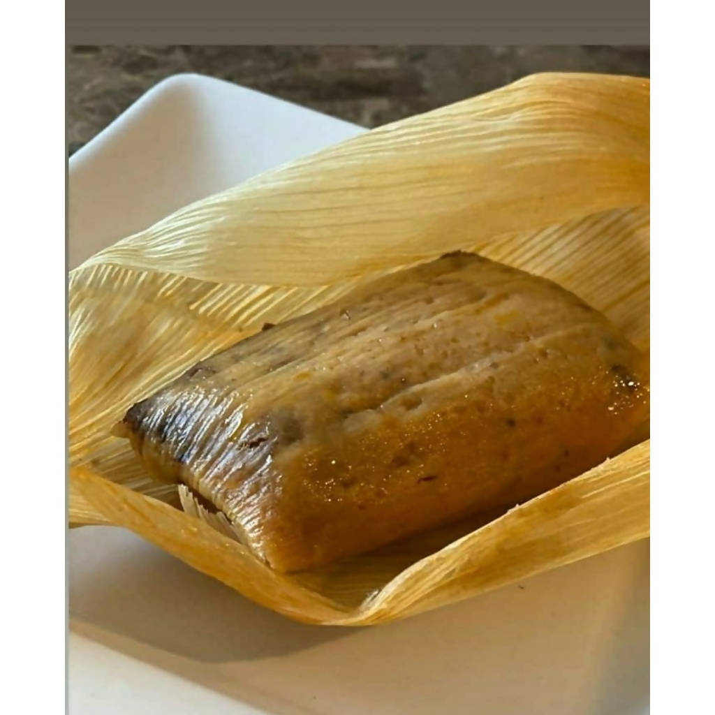 Red Chile Jackfruit Tamales (2-Pack)