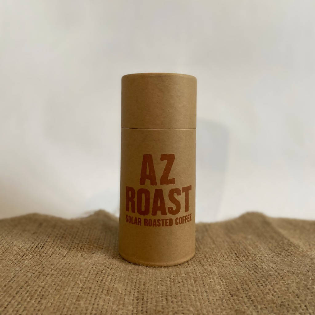 1/2 Lb AZ Roast Coffee in Refillable Canister (Medium Roast)