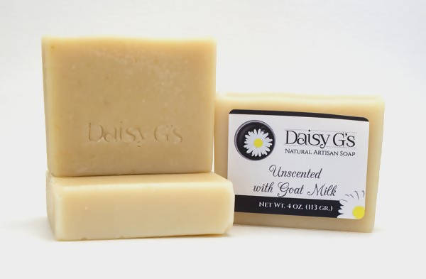 Unscented Soap with Goat Milk