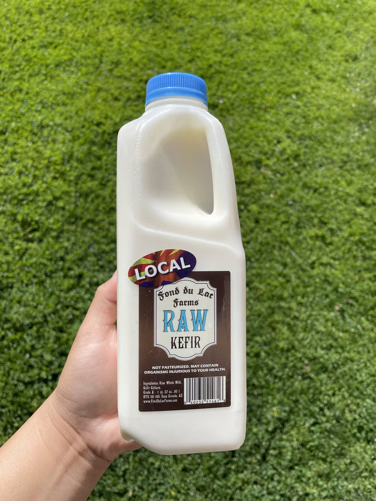 Raw Kefir (Quart)