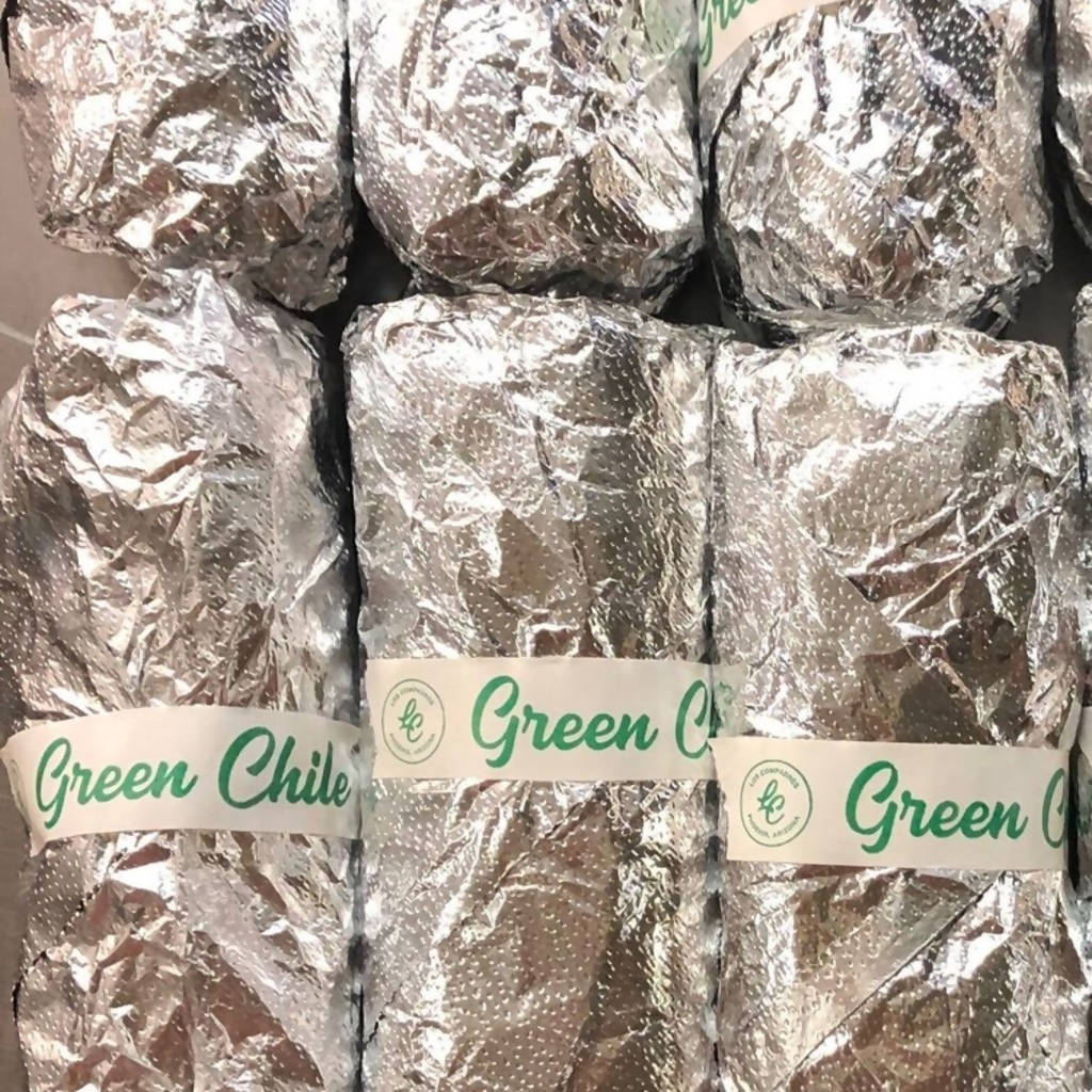 Green Chile Burro (1 pc)