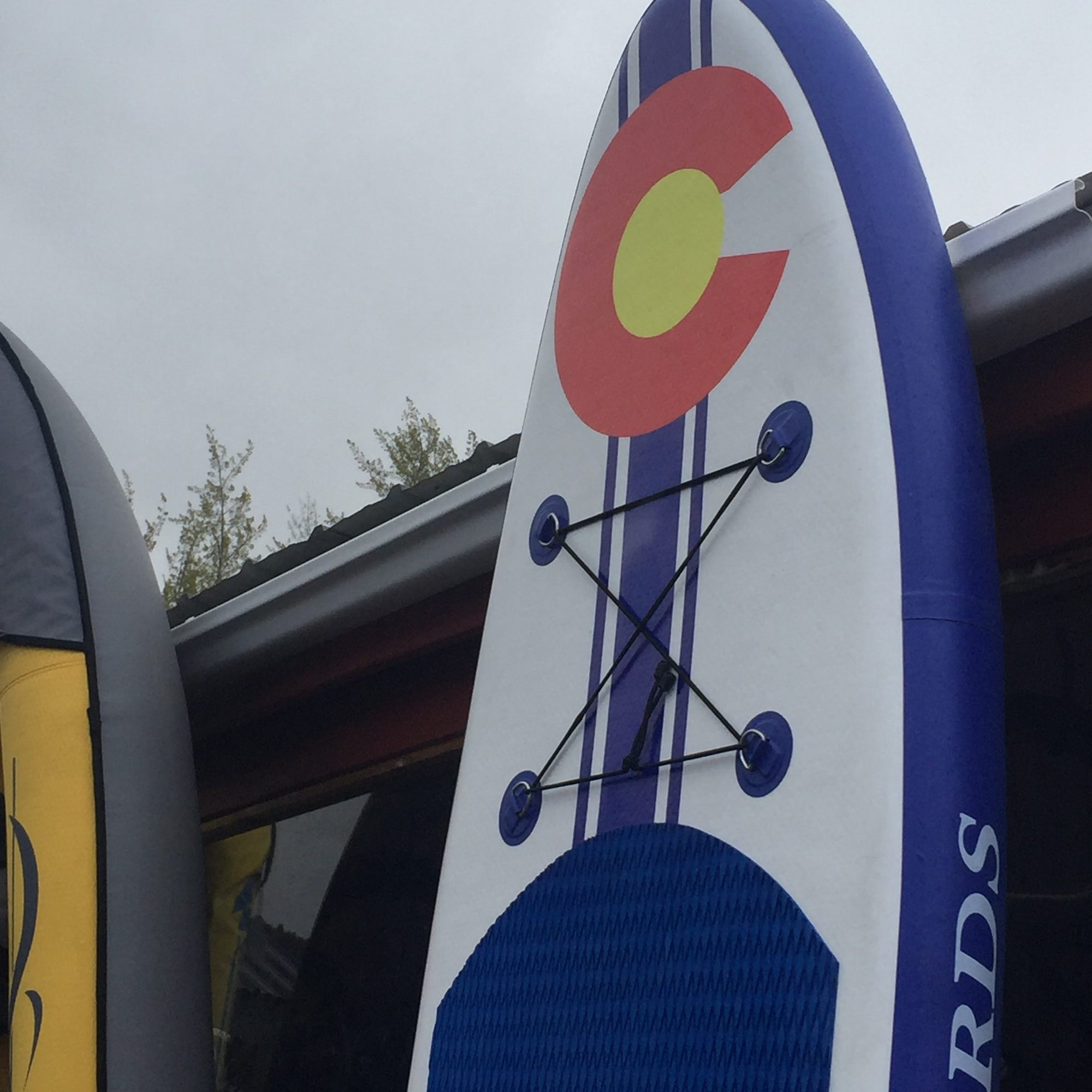 FEATURED PRODUCT: COLORADO PADDLE BOARDS