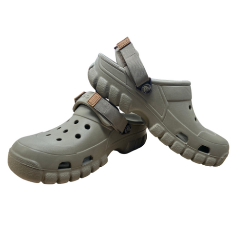 Some AWD Crocs on consignment right now! Only $18