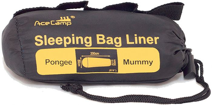 Pongee Sleeping Bag Liner - Mummy