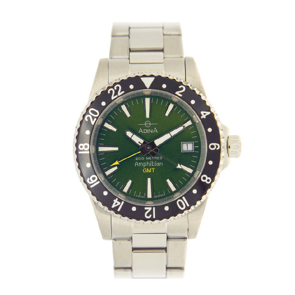 ADINA Gents Amphibian Dive Watch