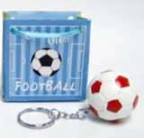 Football/Soccer Key Rings