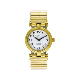 ADINA Ladies Oceaneer Gold Sports Watch