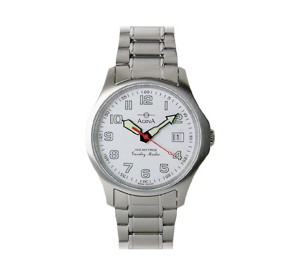 ADINA Gents Countrymaster Work Watch
